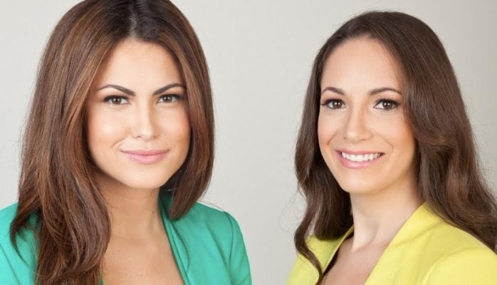 Stephanie Abrams Cartin and Courtney Spritzer of Socialfly discuss the digitized business