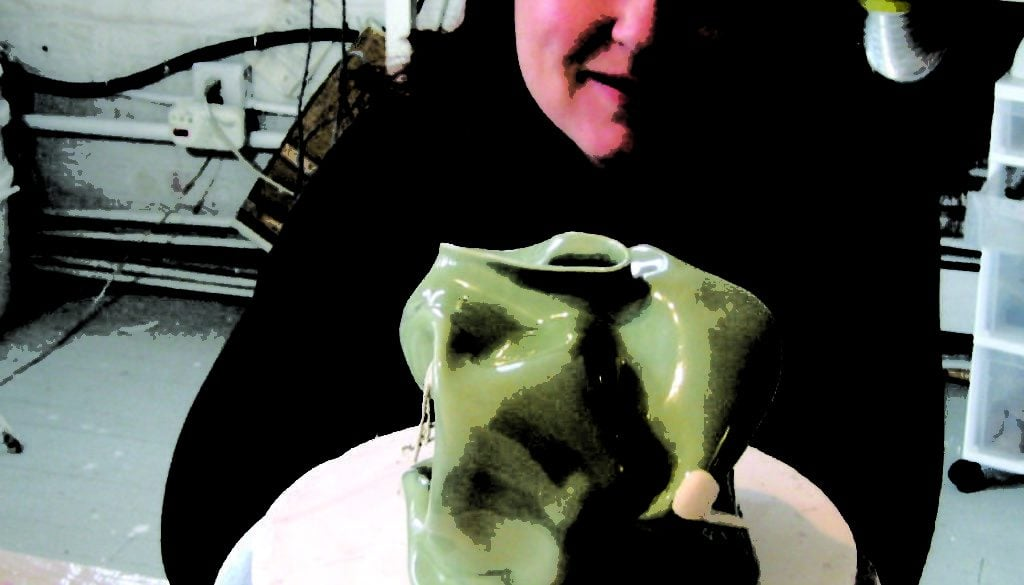 Kathy Butterly, NYC-based ceramic sculptor on Women Worldwide with Deirdre Breakenridge