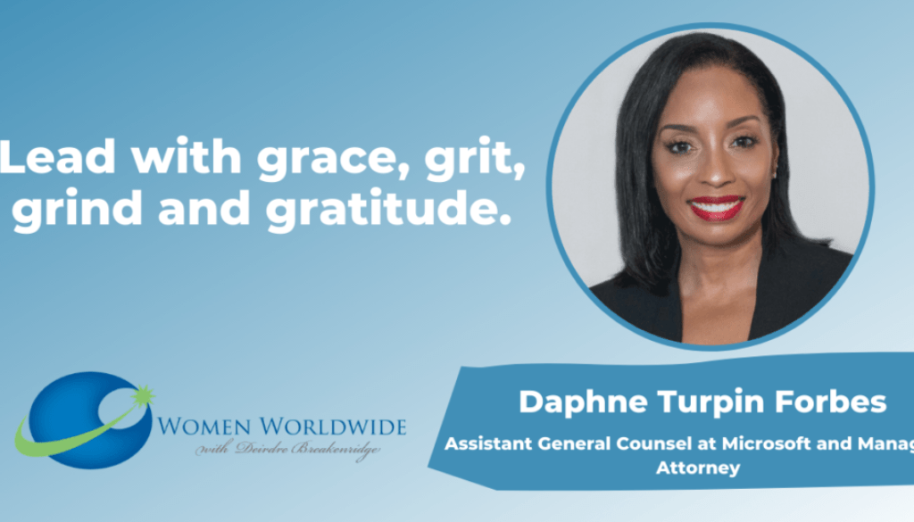 Daphne Turpin Forbes Website Image